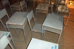 Tables donated by MGHS OGA UK